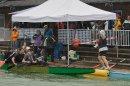 Drachenboot Tauziehen